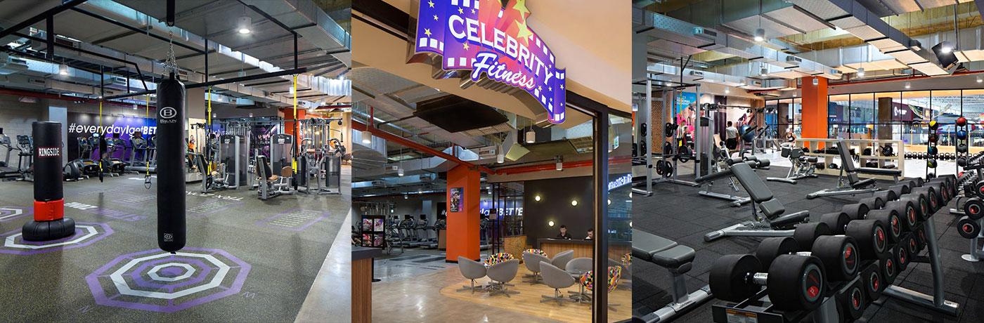 Kontraktor Fitness Center