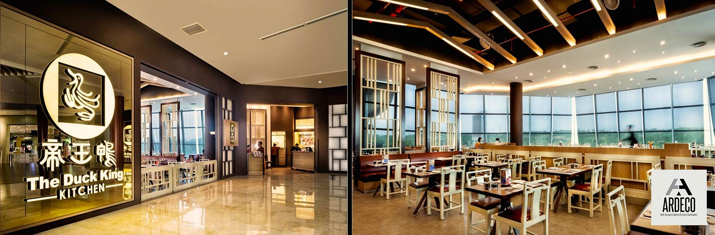 Ardeco karya global desain restoran kontraktor interior for Interior design lasalle jakarta