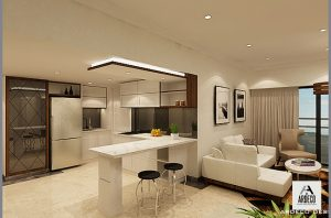 kontraktor apartemen