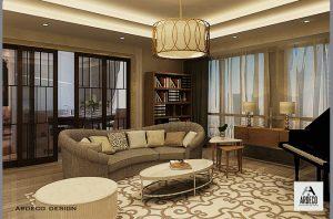 kontraktor interior apartemen