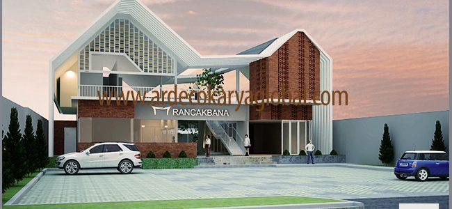 Restaurant Architecture Concept Jakarta