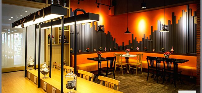 Desain Restoran Jakarta