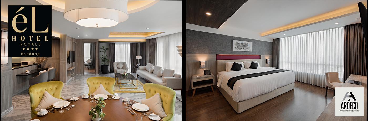 Hotel el Royale Bandung